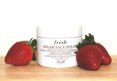 fresh Sugar Face Polish | 12 Skincare Products Celebs Love, check it out at http://makeuptutorials.com/celebrity-skin-care-products-makeup-tutorials