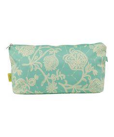 Another great find on #zulily! Souvenir Garden Mint Carried-Away Organic Cotton Everything Bag #zulilyfinds