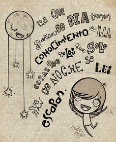 Frase del mes by Chocolatita.deviantart.com