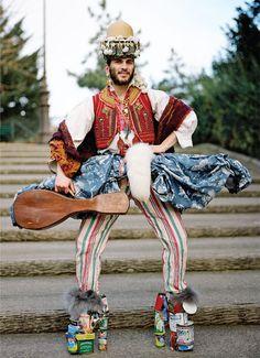 El diseñador de zapatos: Igor Dewe / Shoe Designer