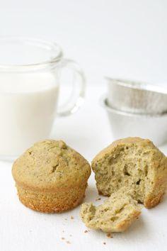 Ricetta   Muffin ai pistacchi - Labna