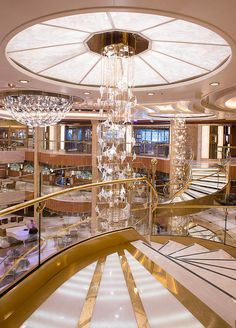 House Hall Design, Cruise Ship Pictures, Best Cruise Ships, Nautical Interior, Luxury Wedding Decor, Dream Mansion, Luxury Homes Dream Houses, Princess Cruises, Beautiful Architecture