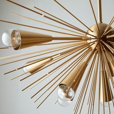 Sputnik Chandelier-- I need this