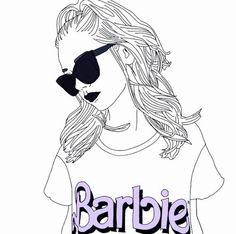 Girl draw