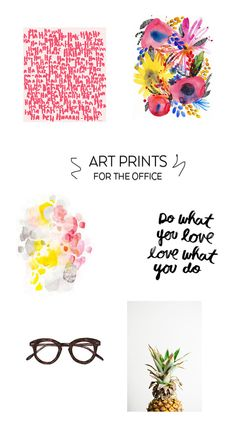 Art for the Office // the Bannerie