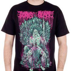"Boris+the+Blade+""Lord+Of+Thrones""+T-Shirt+at+https://www.indiemerchstore.com/"