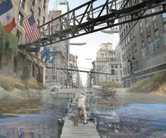 Here Today, Drawn Tomorrow: 16 Future Visions of 10 Cities