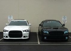 Newer Dodge Charger SRT-8 | Previous Dodge Charger SRT-8