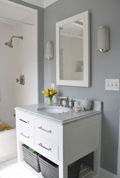 Grey Bathroom Ideas for a Chic and Sophisticated Look | Tags: grey bathroom ideas small, grey bathroom ideas colour palettes, grey bathroom ideas gray paint, grey bathroom ideas master bath, grey bathroom ideas teal