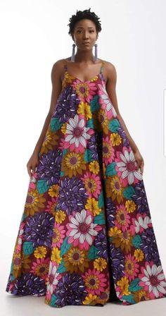 Items similar to ankara maxi dress african print african dresses summer dresses african wax on Etsy Ankara Maxi Dress, African Maxi Dresses, Latest African Fashion Dresses, African Print Fashion, African Attire, African Wear, Robes Ankara, Ethno Style, Beautiful Maxi Dresses