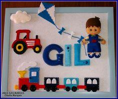 O comboio do Gil