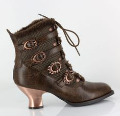 steampunk shoes - Google Search **More modified pumps?? (It could be done!)