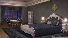 Episode Interactive Backgrounds, Episode Backgrounds, Living Room Background, Paint Background, Scenery Background, Royal Bedroom, Bedroom Sets, Casa Anime, Mansion Bedroom