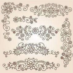 Luty Artes Crochet: Riscos diversos