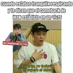 New memes kpop ikon Ideas Song Memes, Exo Memes, Rage Comics Funny, Marriage Words, Funny Quotes, Funny Memes, Relationship Facts, Facebook Humor, Boyfriend Humor