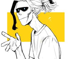 Toshinori Yagi | Tumblr