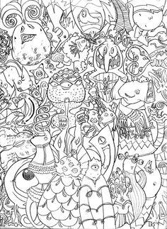 monster by greno89.deviantart.com on @deviantART