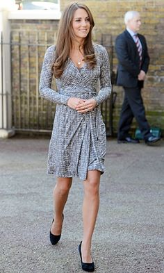Pregnant Kate Middleton- Feb 19th
