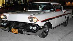 1958 Chevrolet Impala from American Graffiti