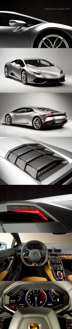 2015 Lamborghini Huracan – Fubiz™ http://www.fubiz.net/2014/01/02/2015-lamborghini-huracan/