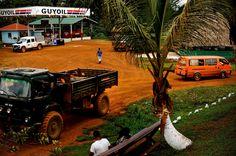 Gas Station Mabura Hill