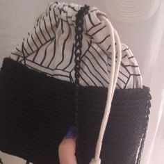 nimataxromata shared a new photo on Etsy Skinny Guys, Macrame Cord, Drawstring Pouch, Absolutely Gorgeous, Bucket Bag, Great Gifts, Handmade Items, Shoulder Bag