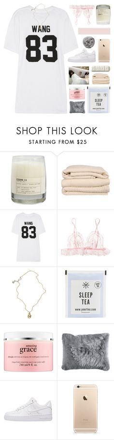 """FAVORITE MISTAKES"" by sabad ❤ liked on Polyvore featuring Le Labo, Brahms Mount, LPD NEW YORK, Victoria's Secret, Jessica de Lotz Jewellery, xO Design, philosophy, Pier 1 Imports, NIKE and Brunello Cucinelli"