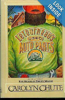 Letourneau's Used Auto Parts (book 2)