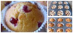 Bodkované muffiny - To je nápad!