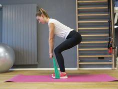 Sportübung für den Bauch Trainer, Workout, Style Magazin, Sport Fitness, Exercise, Gym, Health, Sports, Tighten Stomach