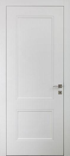 סרגל כפול 2 פאנלים - דלתות פנים מעוצבות - דלתות גמליאל  sc 1 st  Pinterest & Innerdörr - Addera 8001 - Dooria | Houses | Pinterest | Search