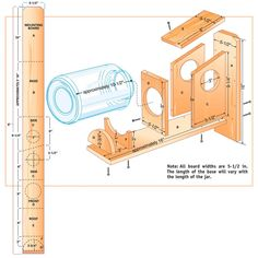 """Woodworking Projects figure a entertaining squirrel feeder - Have fun with this """"squirrel-under-glass"""" feeder Squirrel Feeder Diy, Squirrel Home, Diy Bird Feeder, Bird Feeder Plans, Wood Projects, Woodworking Projects, Bird House Feeder, Homemade Bird Feeders, Bird House Plans"""