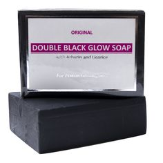 Authentic Arbutin and Licorice Black Soap 120g Whitening and Bleaching Beauty Bar -- You can find more details by visiting the image link.