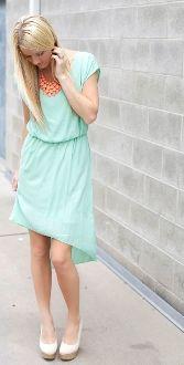 Everyone needs a high-low dress!