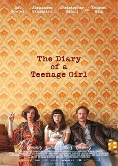 """The Diary of a Teenage Girl"" von Marielle Heller. Mehr unter: http://www.kino-zeit.de/filme/the-diary-of-a-teenage-girl"