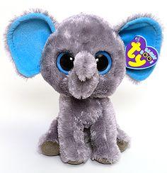 6795546d36f Peanut - Elephant - Ty Beanie Boos Ty Beanie Boos