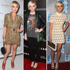 Ashley Simpson - from Celebrity Style Recap For June 4, 2012