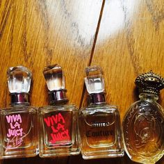 メルカリ - ジューシークチュール 香水セット 【香水(女性用)】 中古や未使用のフリマ