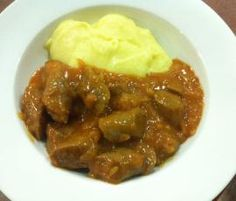 Deviled Sausages with Apple