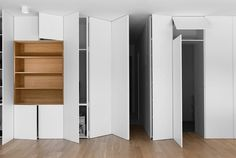 How One Architecture Firm Is Making Space-Saving Kitchens Sexier Than Ever - Architizer