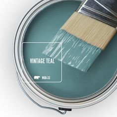 Blue Paint Colors, Paint Colors For Home, House Colors, Rustic Paint Colors, Teal House, House 2, Room Colors, Flat Interior, Interior And Exterior
