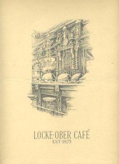 Locke-Ober - Google Search Cafe Menu, Boston Massachusetts, Old Paper, Ephemera, Restaurants, Google Search, Coffee Shop Menu, Restaurant