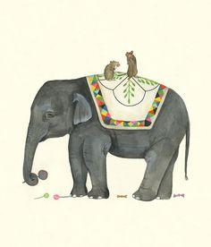 lovely illustration // Lisa Congdon (SF)