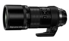 Olympus M.ZUIKO DIGITAL ED 300mm f:4 IS PRO lens
