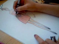 This is just a speed drawing of me doing a fashion design. I Used pencils but i will be getting copic markers for my b-day. Moka, Copic Markers, Fashion Sketches, Amazing Art, Sketching, Reflection, Artists, Drawings, Board