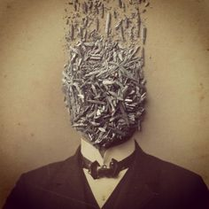 Artist Combined Vintage Photographs With Everyday Objects To Create Funny And Bizarre Portraits Photography Tools, Photography Projects, Creative Photography, Collages, Collage Art, Ernesto Artillo, Hidden Face, Photoshop, Spanish Artists