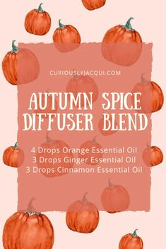 CuriouslyJacqui - A Glimpse Into My Inquisitive Life - AromatherapyMAXX Fall Essential Oils, Essential Oils For Headaches, Cinnamon Essential Oil, Essential Oil Diffuser Blends, Orange Essential Oil, Essential Oil Uses, Doterra Diffuser, Doterra Oil, Henna Designs