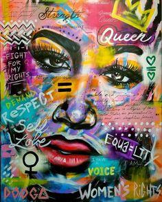Black Love Art, Black Girl Art, Art Girl, Arte Dope, Dope Art, Black Art Painting, Black Artwork, African American Art, African Art