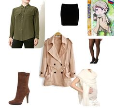 hetalia clothing style | Hetalia Inspired Fashion • Russia