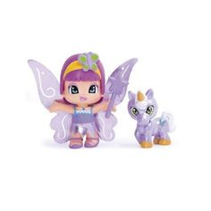 Pinypon Fantasy Fairy Figure With Lilac Hair  *BRAND NEW*